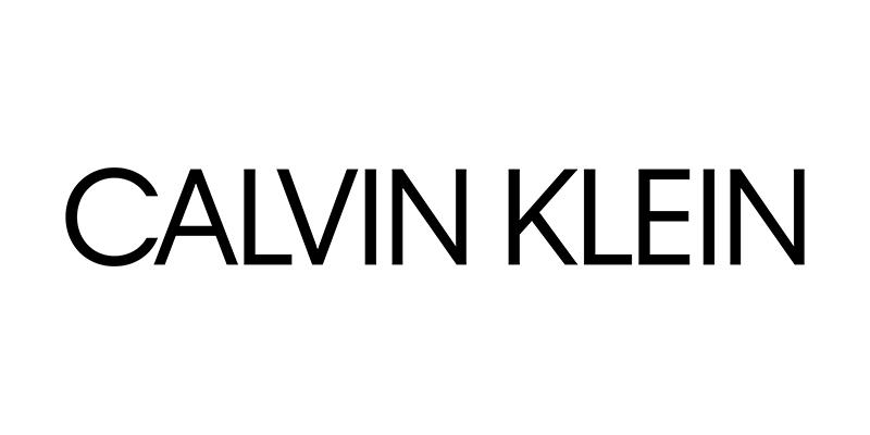 calvin klein nuovo logo